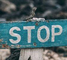 smettere di lamentarsi